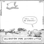 Validation for Chicken Little