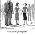 Alone bad