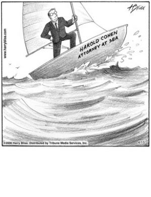 Attorney at sea