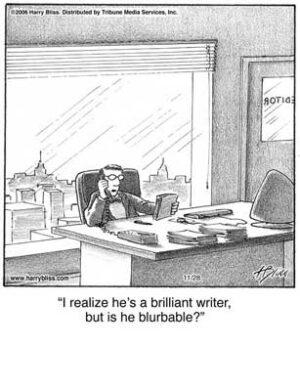 Blurbable