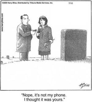 it's not my phone