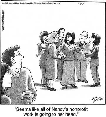 nonprofit work