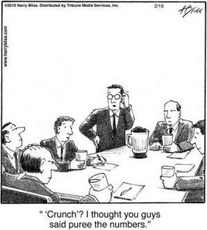 Crunch?