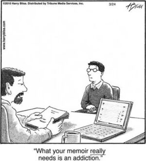 what your memoir really needs...