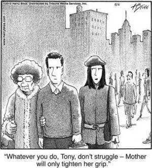 don't struggle