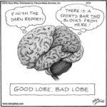 Good Lobe, Bad Lobe