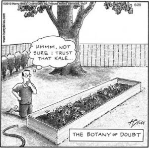 Th Botany of Doubt