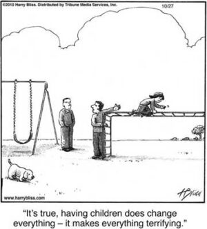 having children does change everything
