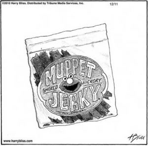 Muppet Jerky