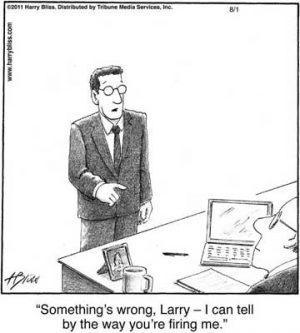 Somethings wrong Larry...