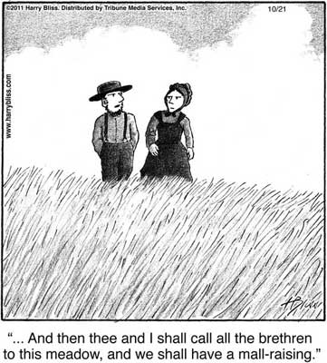 ...And then thee and I shall call all the brethren...