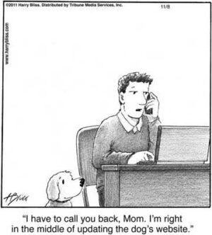 I have to call you back