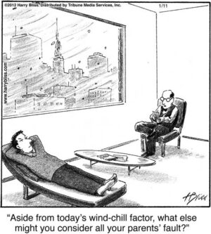 Aside from today's wind-chill factor...