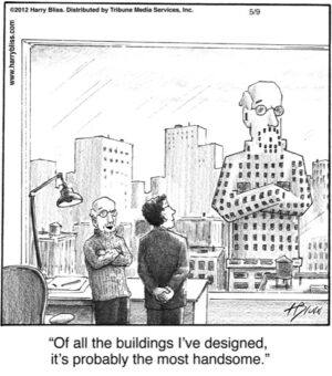 Of all the buildings I have designed...