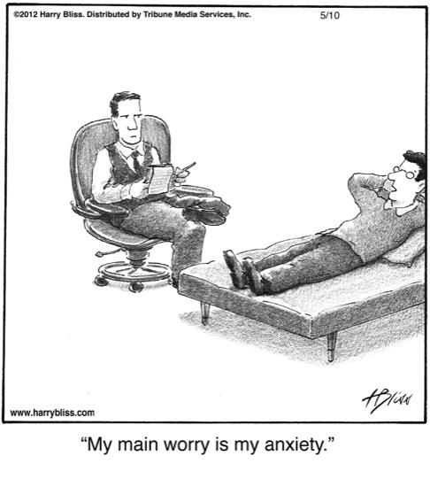 My main worry...
