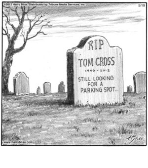 RIP Tom Cross...