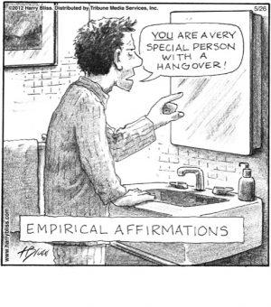 Empirical affirmations