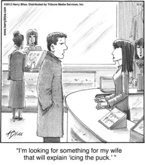 I'm looking for something for my wife...