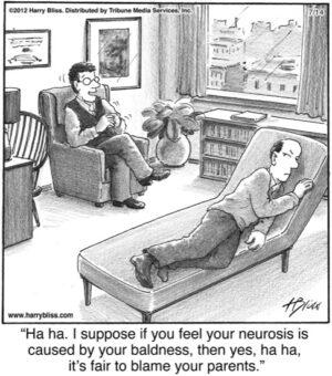 Ha ha. I suppose if you feel...