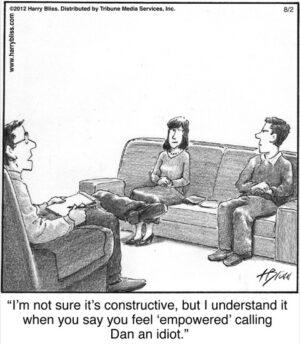 I'm not sure its constructive...