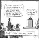 Bartleby, the author...
