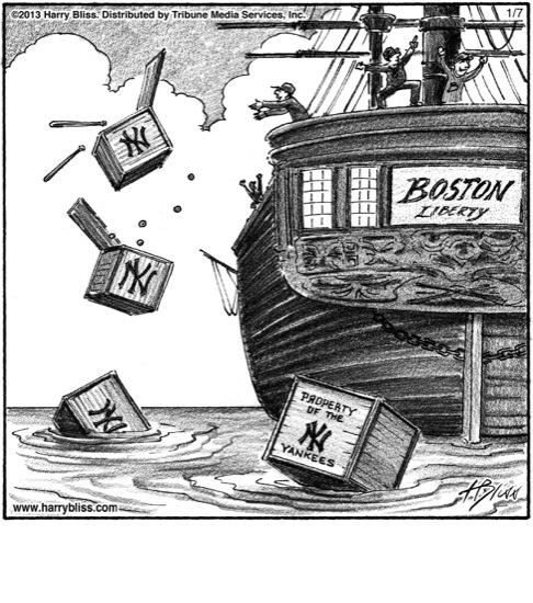 Boston Yankee Party...