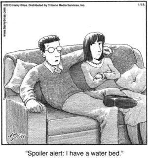 Spoiler alert...