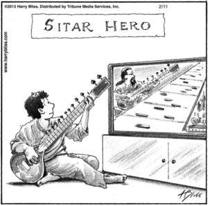 Sitar Hero...