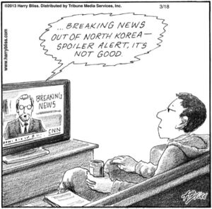Breaking news out of North Korea...