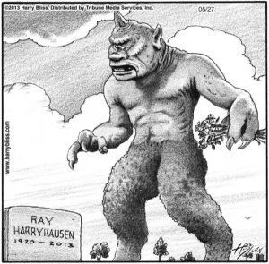 Ray Harryhausen...