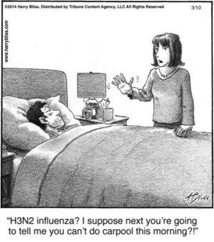 H3N2 influenza?...