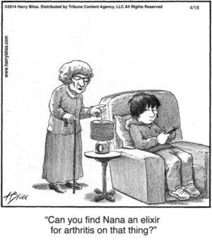 Can you find Nana...