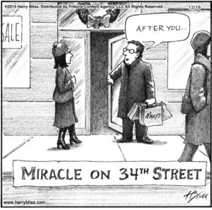 Miracle on...