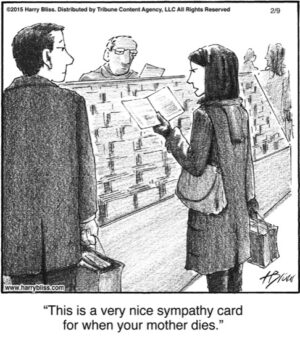 This is a very nice sympathy card...