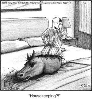 Housekeeping?!...