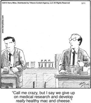 Call me crazy...