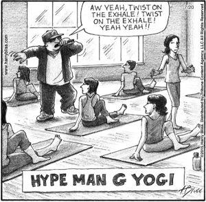 Hype Man G Yogi...