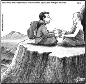 Mountaintop challenge...