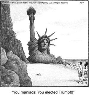 You maniacs!..