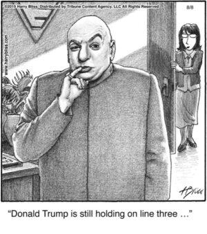Donald Trump is...