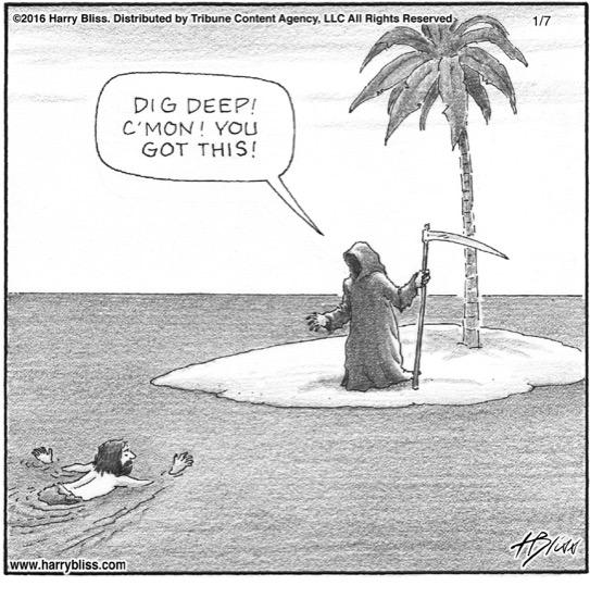 Dig deep!...
