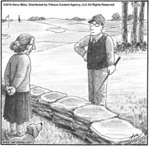 Golf...