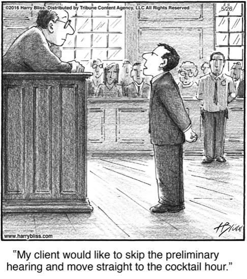 My client ...