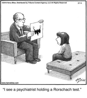 I see a psychiatrist...