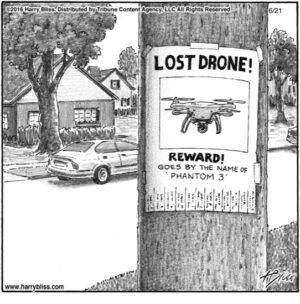 Lost Drone!...