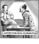 Good cop...