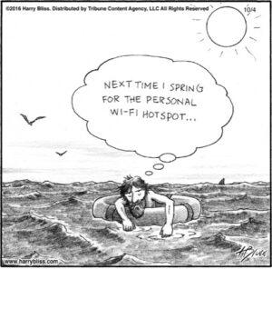 wifi hotspot...