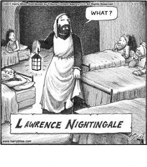 Lawrence Nightingale...
