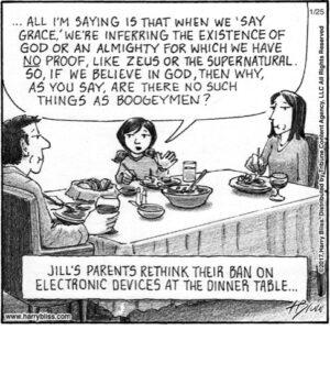 Jill's parents rethink...