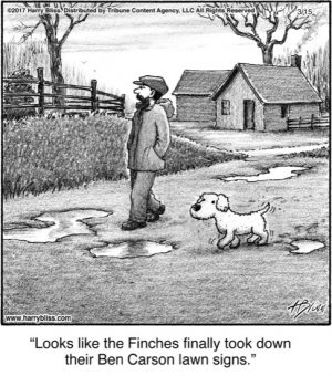 Looks like the Finches...